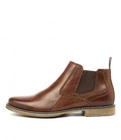 Mills Chestnut Leather