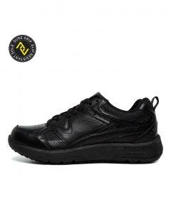 C Swift Black Leather