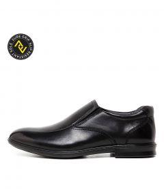 Pete Black Leather