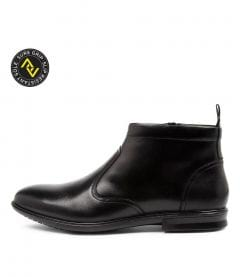 Parkin Black Leather