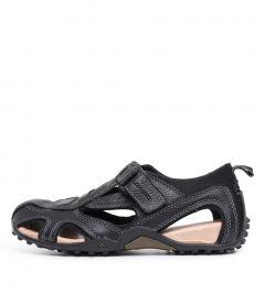 Grande Cf Black Leather