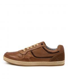 Eiko Cognac Leather