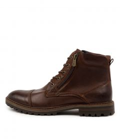 Gasp Chestnut Leather