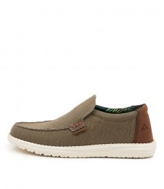 Gympie Taupe Canvas