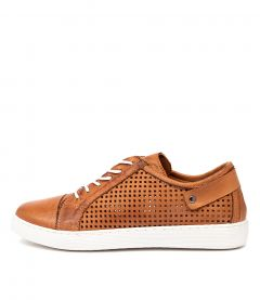 MALLORYS CUERO (TAN) LEATHER