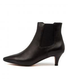 Choosi Df Black Leather