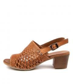 Ennessa Tan Leather