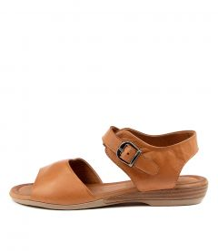 Adelita Tan Leather