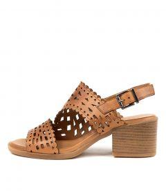 Ilaria Tan Leather