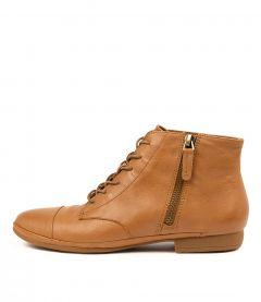 Ozara2 Dk Tan Leather