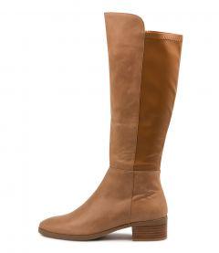 Tetley Tan Leather