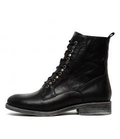 Menzel Black Leather