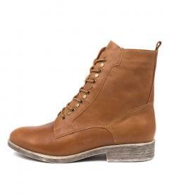 Menzel Tan Leather