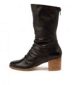 Mizzly Black-natural Heel