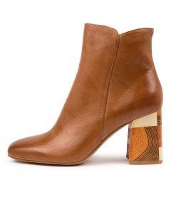 Yearn Dj Tan New Heel Leather
