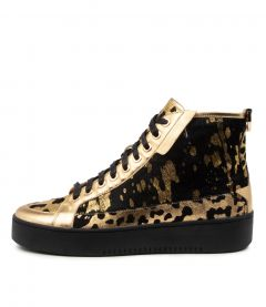 Lulla Dj Old Gold Leopard Multi