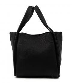 Bergen Black Leather