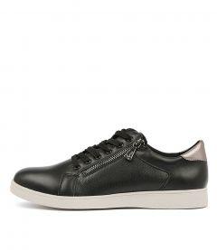 Mimosa Black Leather