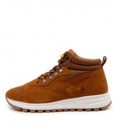 Canyon Camel Suede