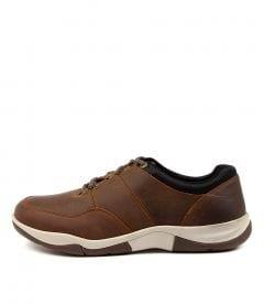 Glacier Brown Leather