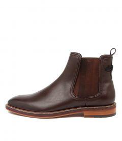 Scuttle Mocha Leather