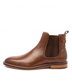 Scuttle Cognac Leather