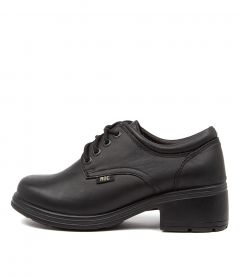 Dakota Black Leather