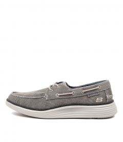 STATUS 2.0   LORANO SK LIGHT GREY CANVAS