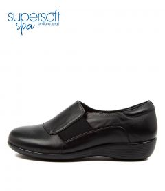 Piazza2 Black Leather