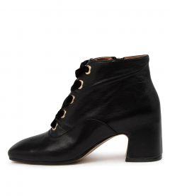 Filippa Black Leather