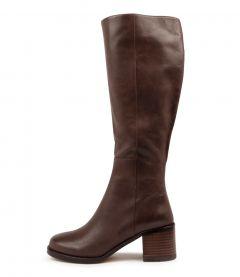 Naji Choc Leather