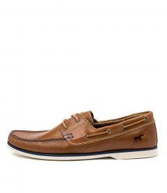 Byron Tan Leather