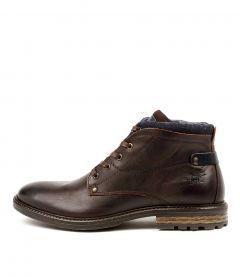 Darwin Dark Brown Leather