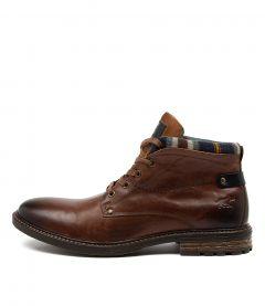 Darwin Tan Leather