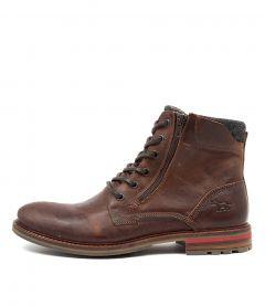Woodland Rust Leather