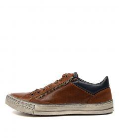 Jamison Tan Leather