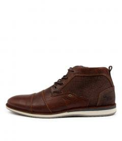 Panther Rust Leather