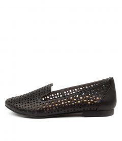 Cindra Xf Black Leather