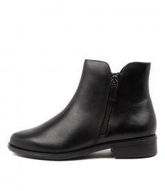 Skylars Xf Black Leather