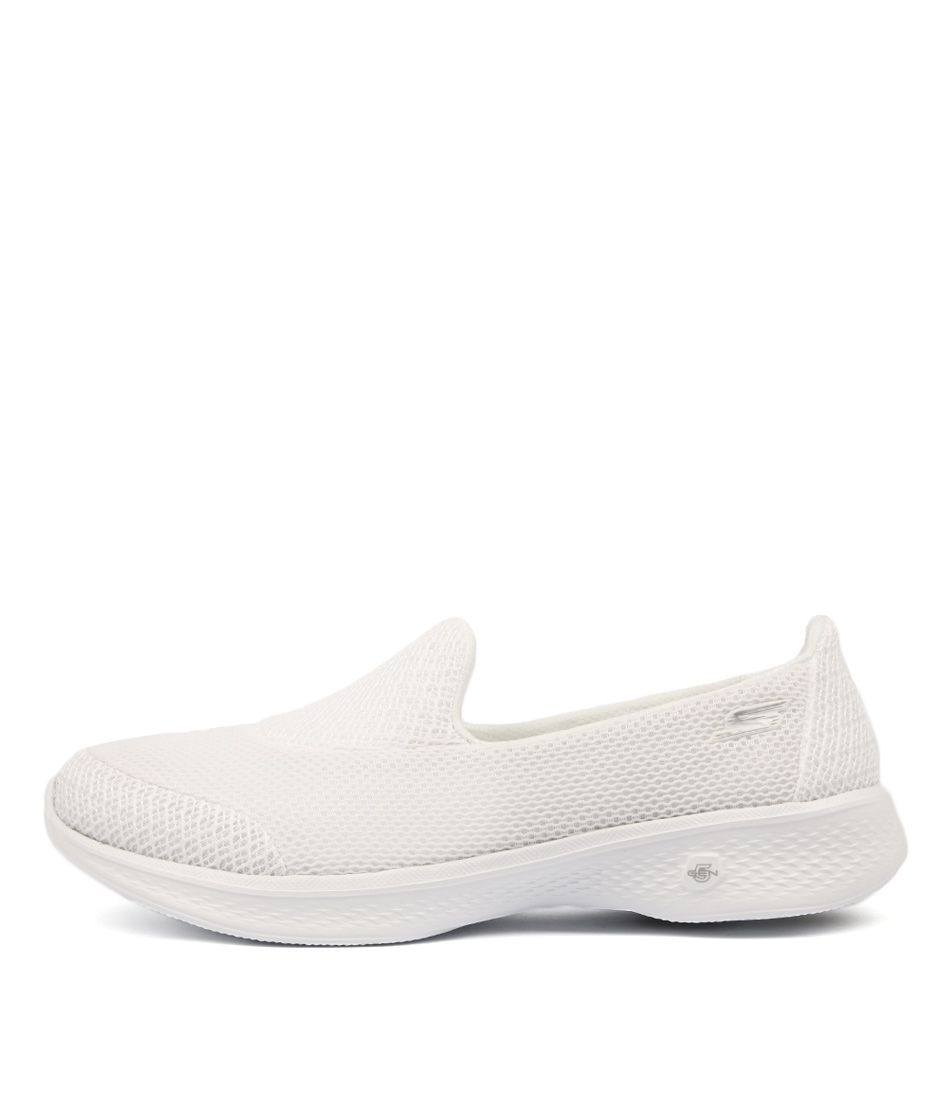 af31625b7ad39 14170 GO WALK 4-PRO WHITE by SKECHERS - at Mathers
