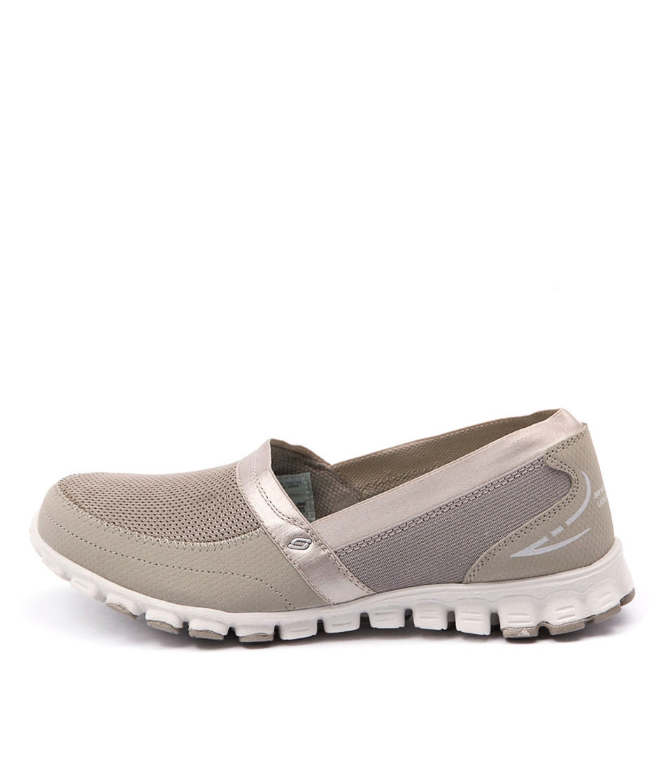 544538ea2756 22258 EZ FLEX TAUPE by SKECHERS - at Mathers
