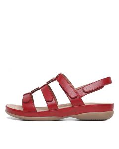 SITARA RED LEATHER