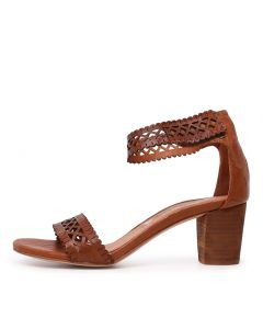 CANDACE TAN LEATHER