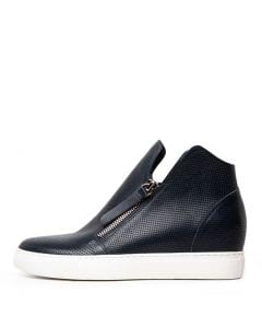 GILBIE NAVY LEATHER