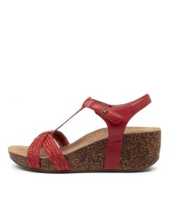 URMY NEU RED LEATHER