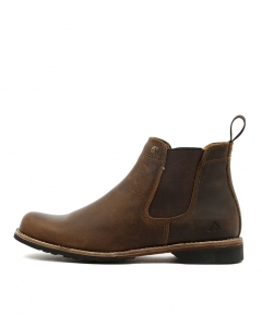 RITTER BROWN LEATHER