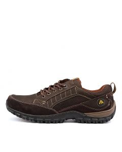 C TORY DARK BROWN LEATHER