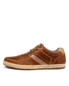 C-EXON RUST LEATHER