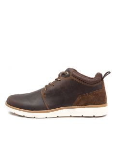 C-YARRA BROWN LEATHER