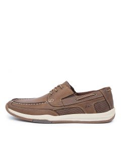 CAUSEWAY BROWN LEATHER